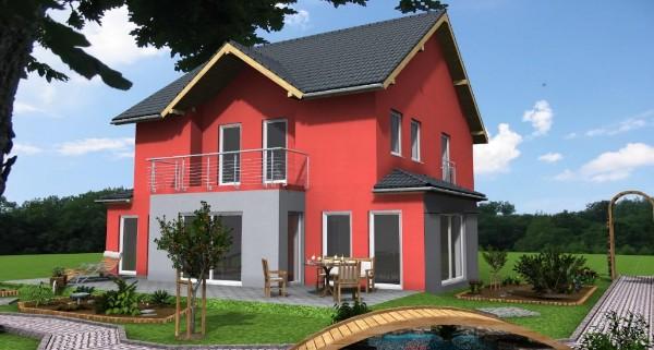 До новоселья строительство дома
